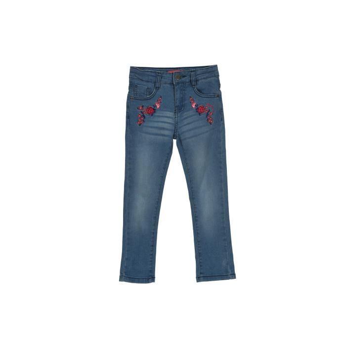 JEANS LITTLE MARCEL Pantalon Jean Bleu Jean Enfant Fille