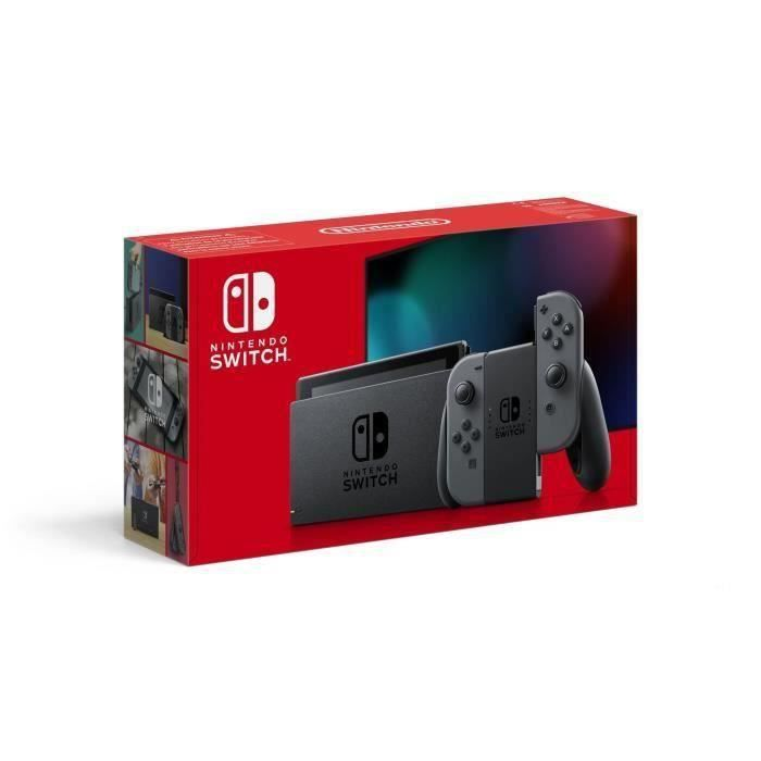 CONSOLE NINTENDO SWITCH Console Nintendo Switch avec une paire de Joy-Con