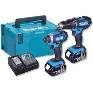 PERCEUSE MAKITA DLX2131JX - Perceuse visseuse à percussion