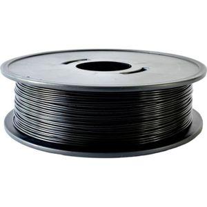 FIL POUR IMPRIMANTE 3D ECOFIL3D Filament PLA - 1,75 mm - 1 kg - Noir