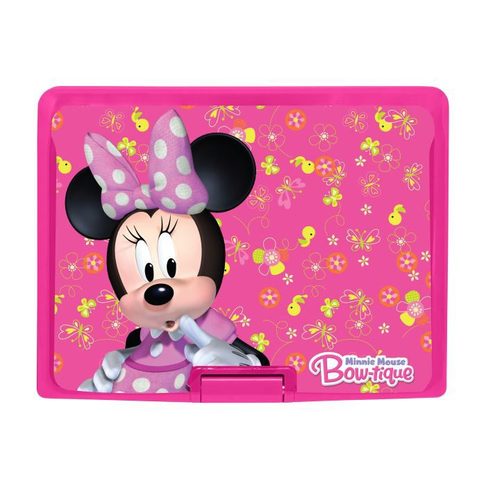 minnie lecteur dvd portable bowtique lexibook achat vente lecteur dvd enfant cdiscount. Black Bedroom Furniture Sets. Home Design Ideas