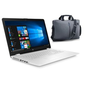 "ORDINATEUR PORTABLE HP PC PORTABLE- 17.3""- 17BS011NF- 4 Go de RAM - Wi"