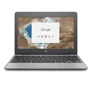 ORDINATEUR PORTABLE HP PC Portable Chromebook 11-v001nf - 11,6