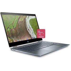 ORDINATEUR PORTABLE HP PC Portable Chromebook x360 14-da0001nf - 14