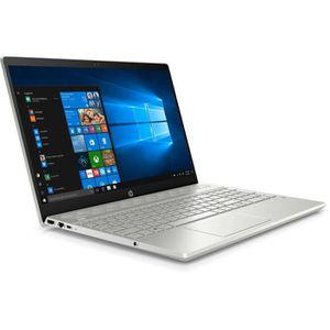 ORDINATEUR PORTABLE HP PC Ultrabook Pavilion 15-cs0011nf - 15,6