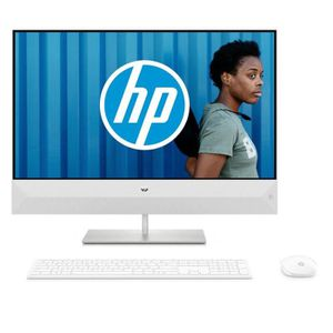 ORDINATEUR TOUT-EN-UN HP PC Tout-en-un Pavilion 27-xa0001nf 27'' FHD Tac