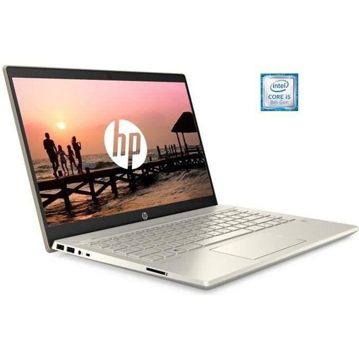 """ORDINATEUR PORTABLE HP PC Portable Pavilion 14-ce2011nf - 14""""FHD - Pro"""
