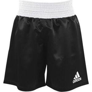 HAOXUAN Shorts De Boxe Dentra/înement De Gymnastique pour Hommes Shorts De Muay Thai Pantalons Courts De Course Ajust/és,4,M