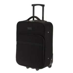 VALISE - BAGAGE CABINE SIZE Valise Low Cost 2 Roues 50 cm BROWALLI