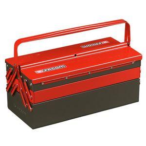 BOITE A OUTILS FACOM Boîte à outils vide en métal 5 compartiments
