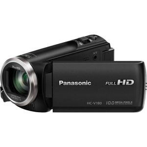 CAMÉSCOPE NUMÉRIQUE PANASONIC HC-V180 Camescope numérique Full HD 50p