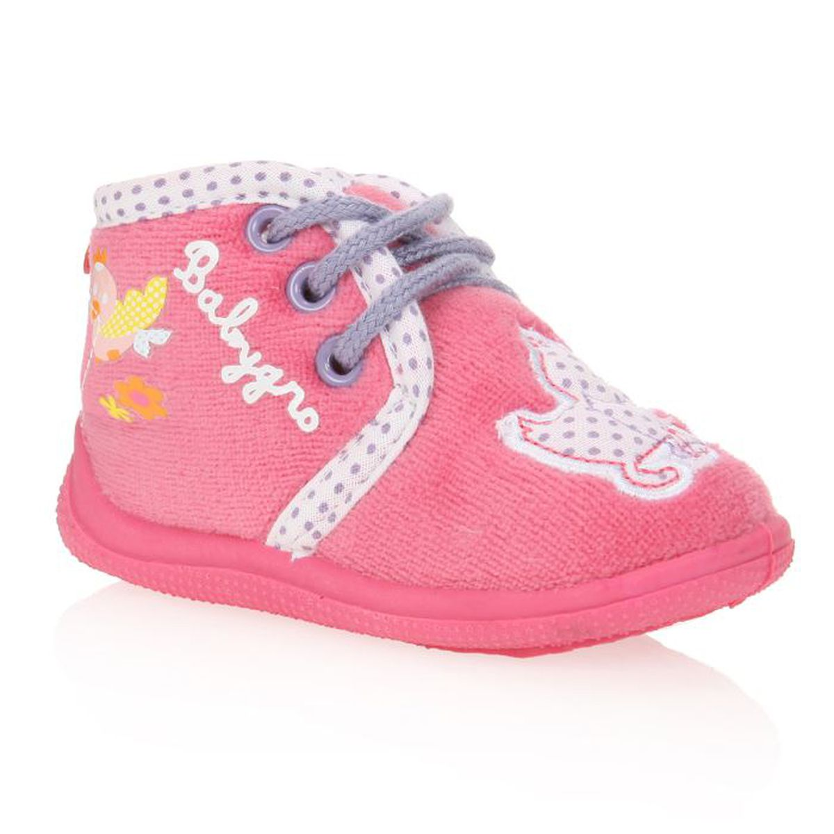 babygro chaussons lacets calipso b b rose achat vente chausson pantoufle cdiscount. Black Bedroom Furniture Sets. Home Design Ideas