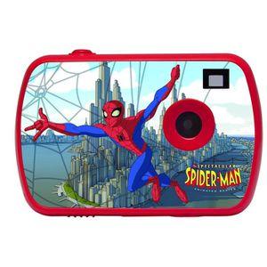 """APPAREIL PHOTO ENFANT Appareil Photo Numérique Spiderman Ecran 1.44"""""""
