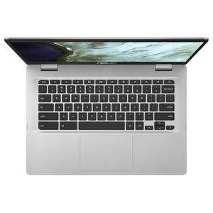 Acheter matériel PC Portable  ASUS Ordinateur portable Chromebook C423NA-BV0051 - 14 pouces HD - Celeron N3350 - RAM 4 Go - Stockage 64 Go - Chrome pas cher