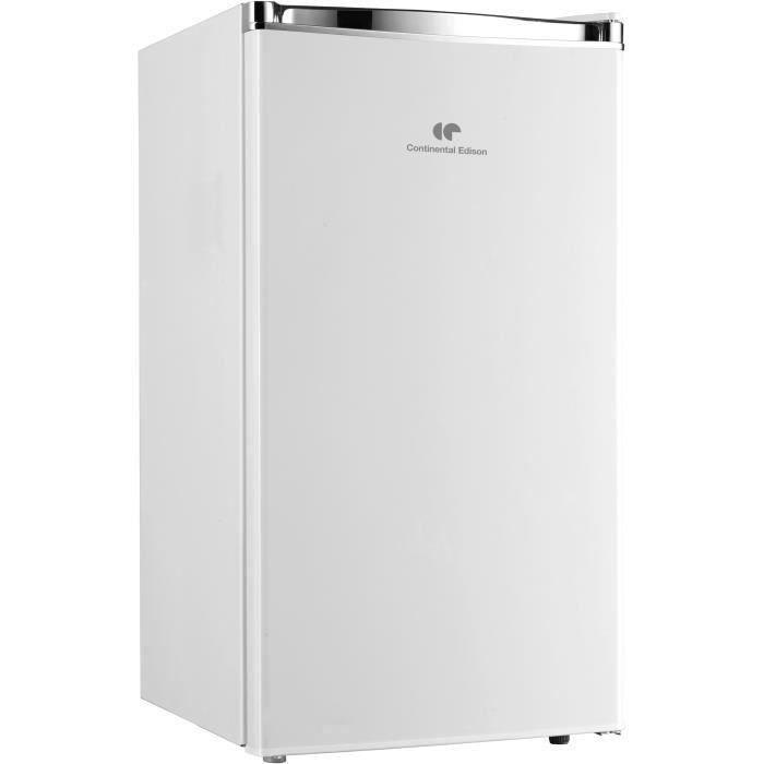 RÉFRIGÉRATEUR CLASSIQUE CONTINENTAL EDISON CERTT91W8 - Réfrigérateur table