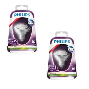 spot led philips 5w achat vente spot led philips 5w pas cher cdiscount. Black Bedroom Furniture Sets. Home Design Ideas