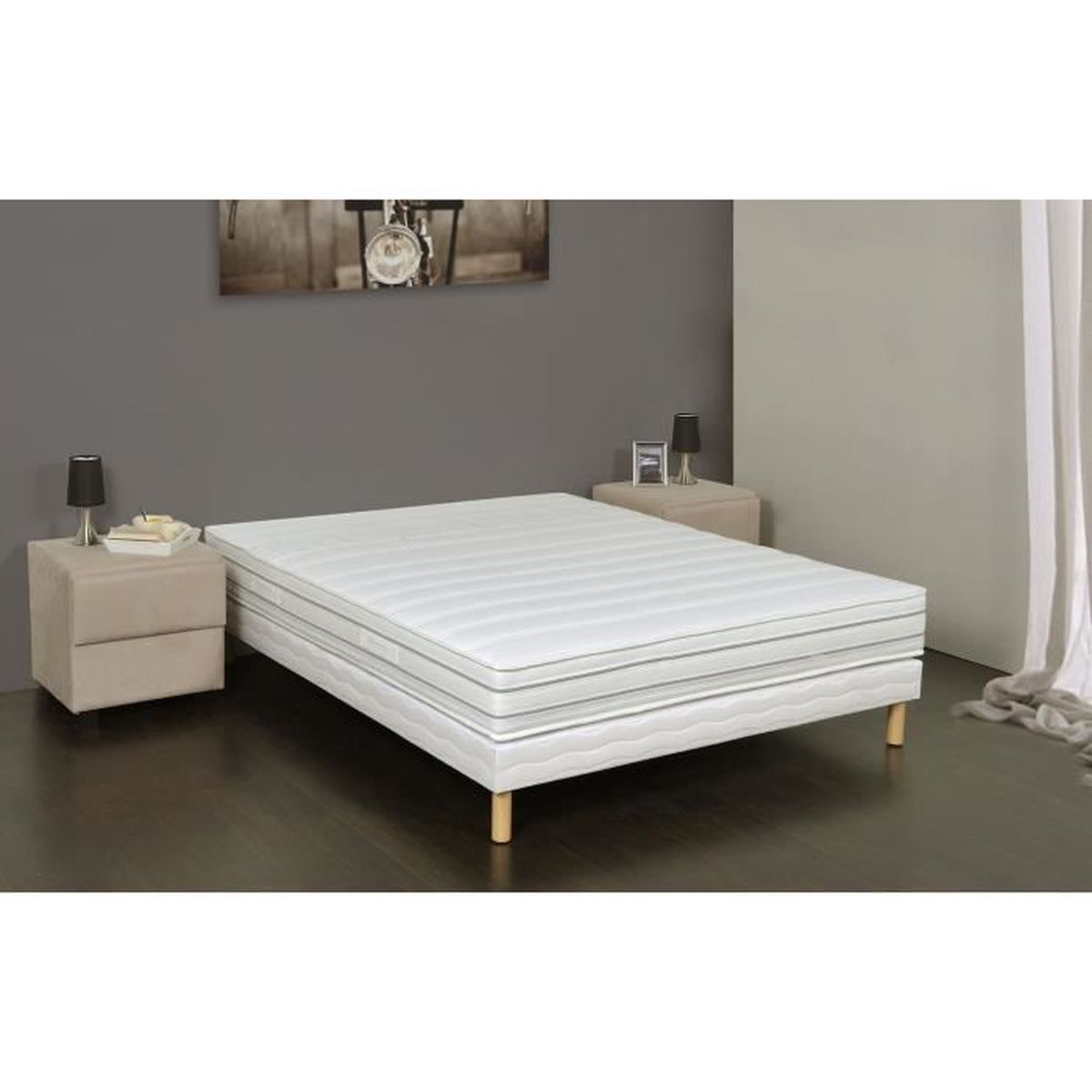 avis matelas nightitude simple matelas matelas dormalit viscosoja x with avis matelas. Black Bedroom Furniture Sets. Home Design Ideas