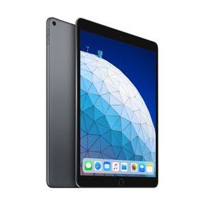 TABLETTE TACTILE iPad Air 10, 5 pouces Rétina 256Go WiFi Gris Sidér