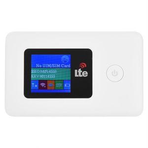 MODEM - ROUTEUR LR112E 4G WiFi Routeur Mobile Hotspot Sans Fil -LI