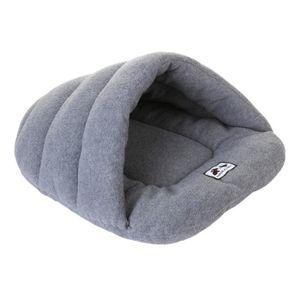 ENCLOS - CHENIL Lit chaud Sac de couchage gris XL-animaux à l'expo