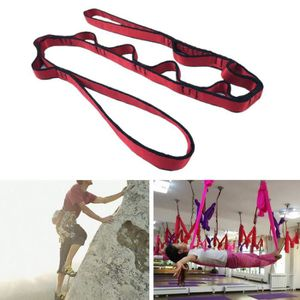 PACK FITNESS - GYM Outdoor Hanging sangles hamac corde d'escalade Cor