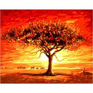 PEINTURE AU NUMÉRO Coierbr@Peinture diy Peinture à l'huile par numéro