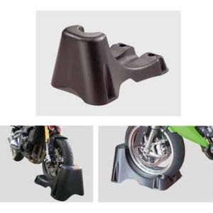 RAMPE POUR CHARGEMENT BLOQUE ROUE AVANT MOTO BEQUILLE STAND