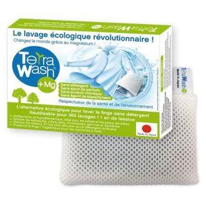LESSIVE TerraWash - Alternative bio pour laver le linge sa
