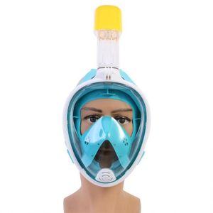 masque facial complet