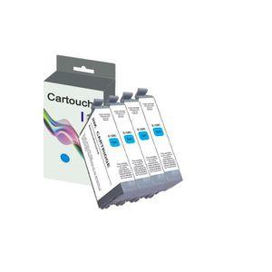 CARTOUCHE IMPRIMANTE Cartouch'Ink T1282 Pack 4 Cartouches d'Encre Compa