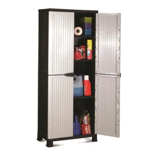 armoire garage resine achat vente armoire garage resine pas cher cdiscount. Black Bedroom Furniture Sets. Home Design Ideas
