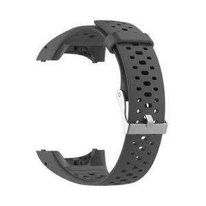 MONTRE Bracelet en silicone souple pour bracelet Polar M4
