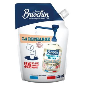 SAVON - SYNDETS Briochin La Recharge Liquide Vaisselle Mains Sans