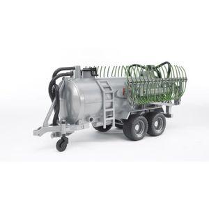 VOITURE - CAMION BRUDER - 2020 - Remorque épandeur Engrais avec tub
