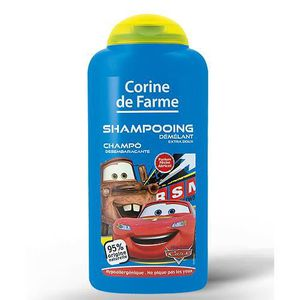 SHAMPOING CARS Disney - shampooing 2 en 1 - 250ml