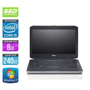 ORDINATEUR PORTABLE Pc portable Dell E5430 - i5 - 8Go - 240Go SSD - Wi