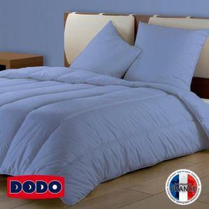 COUETTE DODO Couette Couleur - 140 x 200 cm - Bleu ciel