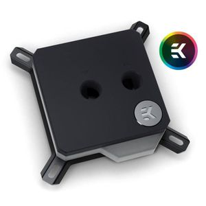 VENTILATION  EK Water Blocks EK-Velocity Intel RGB - Nickel + A