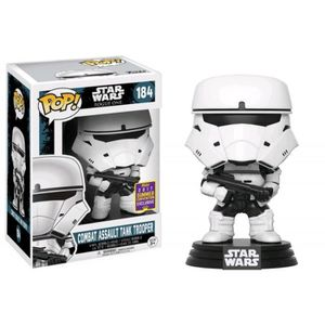 FIGURINE - PERSONNAGE Figurine Funko Pop! Star Wars Rogue One: Combat As