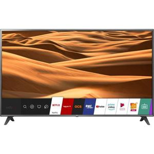 Téléviseur LED LG 75UK6200 TV LED 4K UHD -75