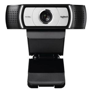WEBCAM LOGITECH Webcam C930e - 1080p - Zoom numérique 4x