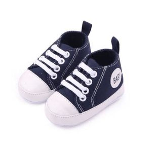 SSStancy-Infant Bébés garçons Toddler Girls Prewalker chaussures souples Sole Sneakers nq3IEk