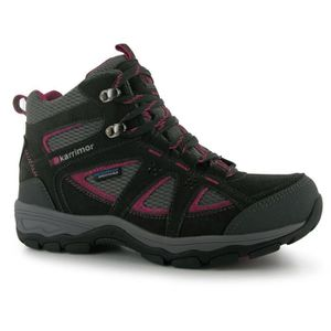 BOTTE Karrimor Femmes Mountain Top Bottes Bottines De Ma