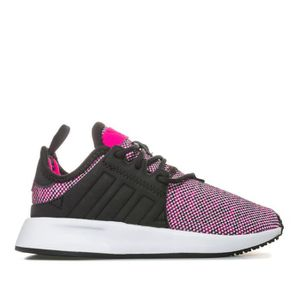 first look reliable quality sale Basket enfant fille adidas