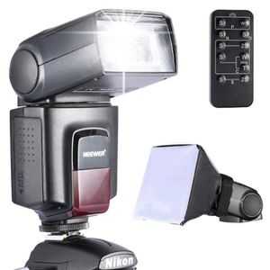 FLASH Neewer TT520 Speedlite Flash Kit pour Canon Nikon