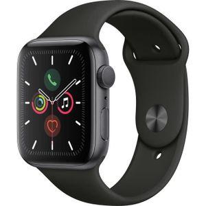 MONTRE CONNECTÉE Apple Watch Series 5 GPS 44 mm Boîtier Aluminium G