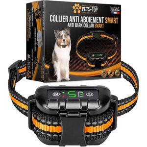 ANTI-ABOIEMENT Collier Anti Aboiement Chien Rechargeable SMART |