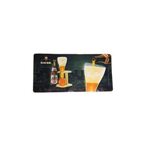 Verre à bière - Cidre TAPIS DE BAR KWAK