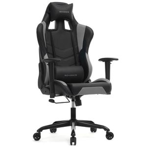 SIÈGE GAMING Chaise Gamer Siège gaming Hauteur réglable Appui-t
