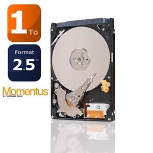 DISQUE DUR INTERNE Seagate 1To 8Mo 2.5